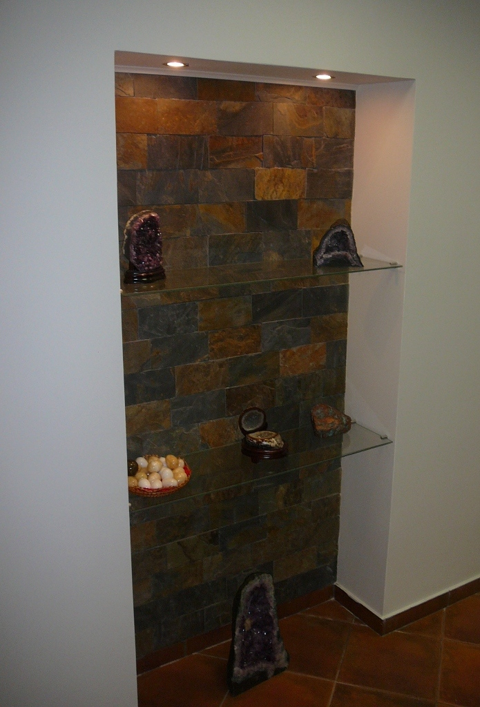 Granite tiles and baseboards - Vaigora
